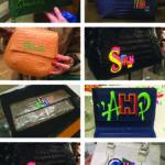 Custom Graffiti Bags