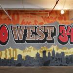 Vornado Realty Trust 330 West 34th St. Graffiti Art