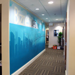 Bizness Apps Office Mural