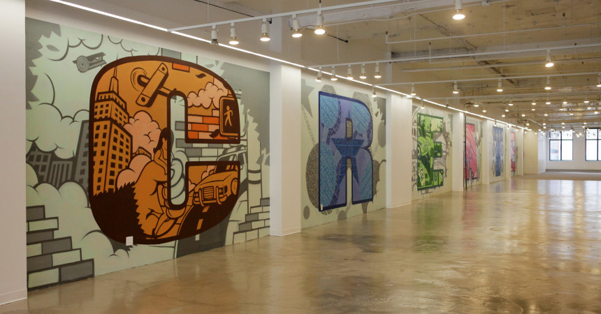 Vornado Realty Trust Graffiti Project