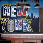 DirecTV Studio Set Design - Graffiti Mural Art