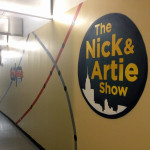 DirecTV - Nick & Artie Show Logo NYC