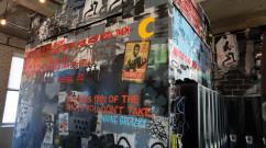 Street Art Gym Mural for Fundamental Advisors