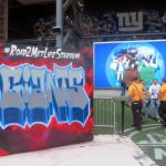 Metlife Stadium Graffiti