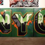 Metro NYC Custom Canvas Commission