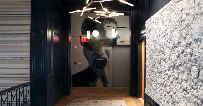Kips Bay Graffiti Art - Residential Design