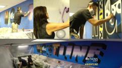 Graffiti USA on ABC News Nightline