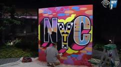 NY1 News - Graffiti USA Video