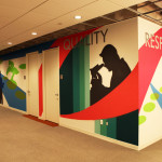 Eisai Corporate Office Pharma Mural Art