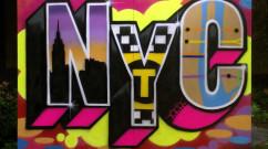 Abington House Graffiti
