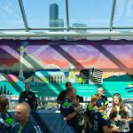Seattle Graffiti Artist Paints Vulcan Seahawks Artwork