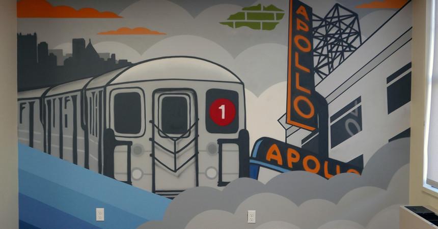 Graffiti Company - Harlem Cases Office