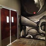 Restaurant Graffiti Art in Chicago, IL by Amuse126