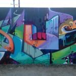 Amuse126 Chicago Graffiti Abstract - Street Art