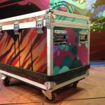 Abstract Box Equipment Graffiti Art - Chicago Artist