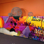 Locker & Drawer Graffiti Art in Chicago, IL