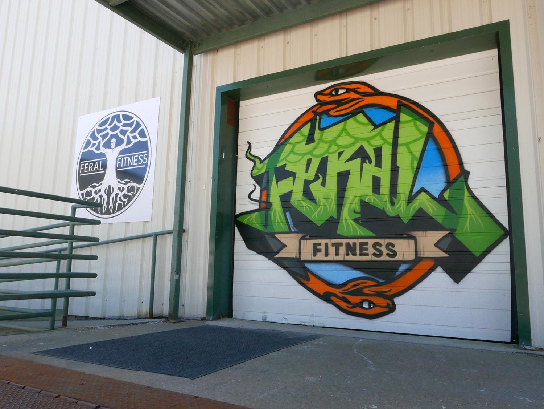 Gym Graffiti Crossfit Saratoga Springs Ny Graffiti Usa