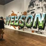 iverson mural collage