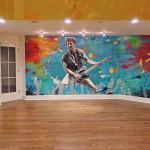 Graffiti Interior Design Project