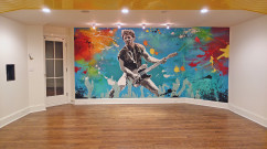Graffiti Interior Design Project