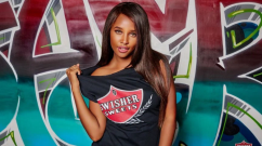 Swisher Sweeties Calendar Shoot Model in LA