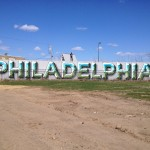 Philadelphia Big Sign Painting Street Art