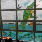 Park Slope Mid Century Mural