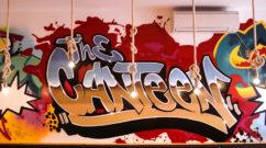 Street Art Graffiti Lettering