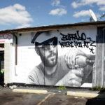 Wheat Paste Wall Artist in Buffalo, NY