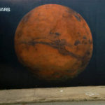 Atlanta Mural Artist for Hire - Mars Planet