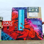 Pax Ad Mural by Jolt in Colorado