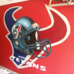 Houston Texans Mural by Pilot FX