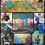 New Orleans Street Artist Meek