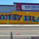 Coney Island Art by Curve