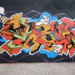 Traditional Graffiti Artist
