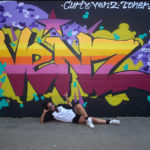 Edmonton Female Graffiti Artist
