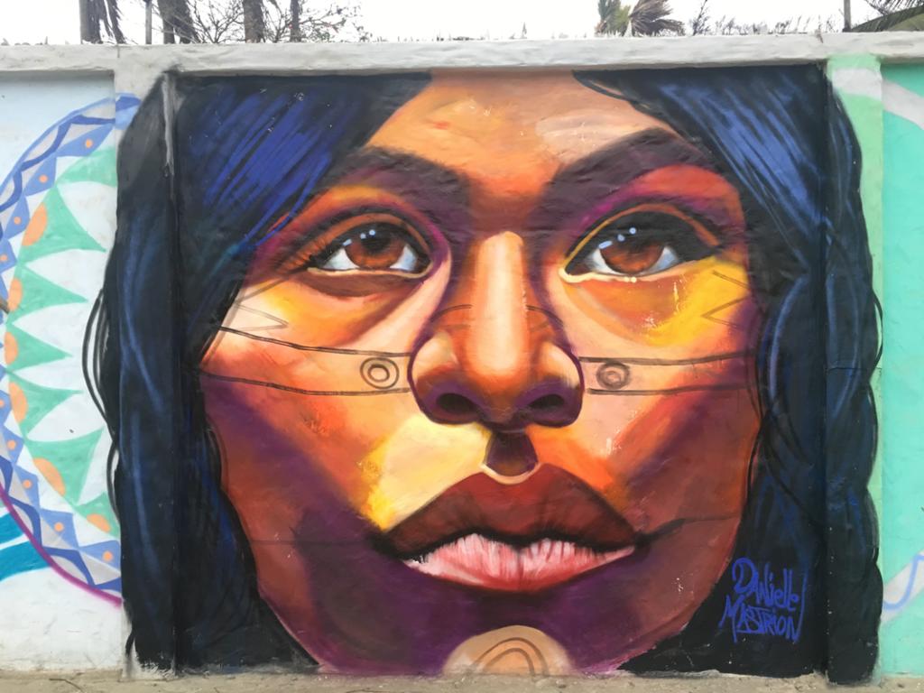 Danielle Mastrion Female NY Street Artist
