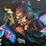 Canada Female Graffiti Artist