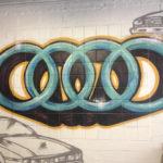 Stuk Audio Street Art