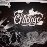 Chicago Graffiti by Stuk One