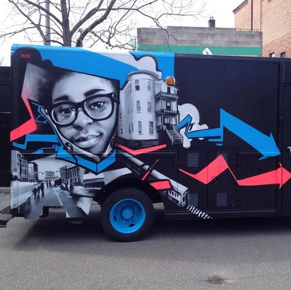 Boston Graffiti Artist for Hire