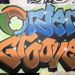 Order Groove Graffiti Canvas