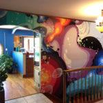 Residential Graffiti Art in Naperville, IL