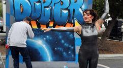 Graffiti Performance Art in LA