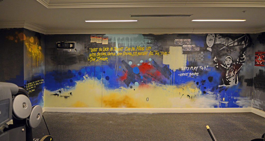 Chicago Graffiti Artist for Hire