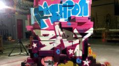 UGG Fashion Baby Graffiti