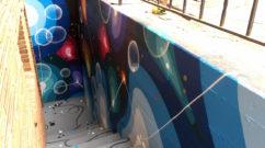 Seattle Street Art Mural