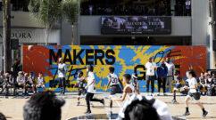 All Star Weekend Graffiti