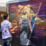 NV Las Vegas Graffiti Street Art