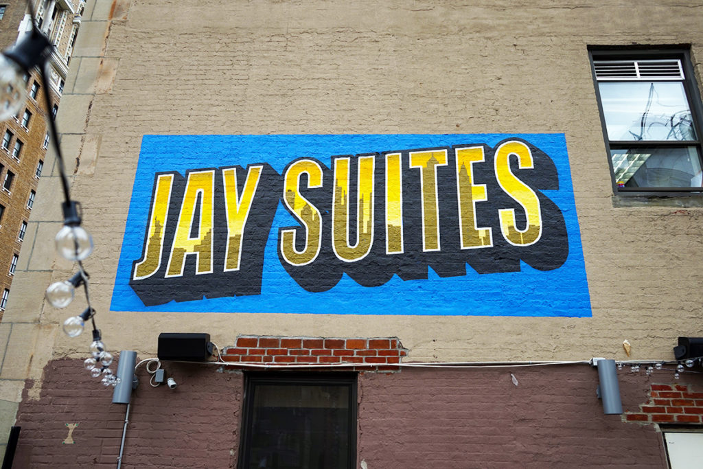 jay suites mural nyc